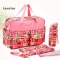 5 Styles Mommy Baby Nappies Bags Travel Bags Mom Backpack Maternity Large Capacity Outdoor Bags6069# 01# 39*29*19cm