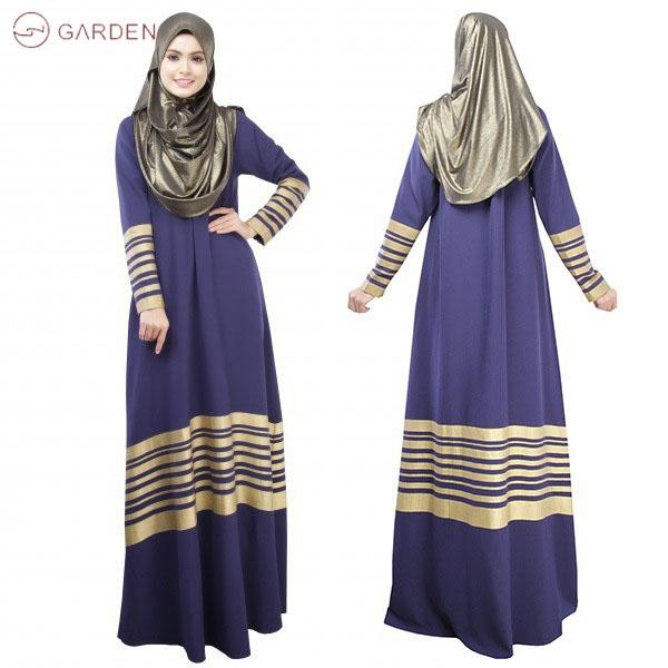 ce02c1b4f1 Muslim Women Fashion Robe Long Print Ladies Clothing Women Abayas Robes l  blue  Product No  1591427. Item specifics  Seller SKU 店铺名-00150(983)  Brand