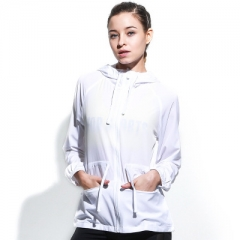 Sports and leisure jacket white m
