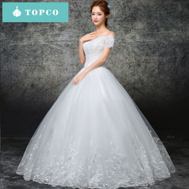 4d0c611a32660 The short sleeve wedding dress that beautiful sex appeal decorates m white