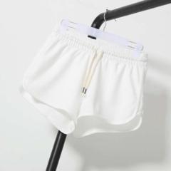 New Women's Sports Shorts, Loose-legged Hot Pants, Women's Running Pants <trans oldtip=blake l