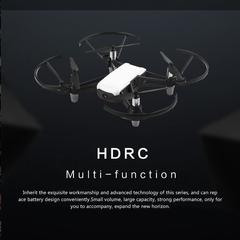 Mini four-axis aircraft HD aerial remote control aircraft WI-FI real-time transmission drone White 30cm  down