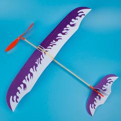 Aircraft model toy glider Glider toy Under 35cm