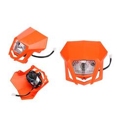 Motocross headlight headlight lampshade for KTM250 150 modification