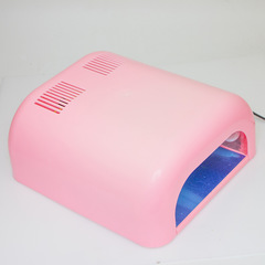 Philippine poetry show UV light therapy machine nail dryer 36W with fan nail quick-drying nail lamp Pink