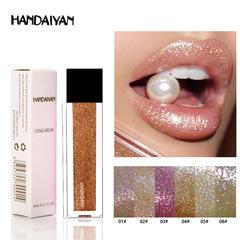 Explosion pearlescent matte non-stick cup lip gloss mermaid Kyi color shiny lip gloss moisturizing 6#