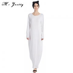 Moslem base maxi, Moslem stretch maxi maxi maxi maxi, women white l