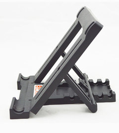 Mobile phone tablet notebook learning machine tablet stand portable mini stand foldable black 7-11 inch tablet