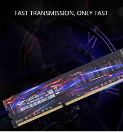 Kim Medi (kimMiDi) original authentic DDR3 4G 1600 desktop memory black 4GB/1600