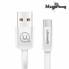 USB Type c cable USB cable 2A faster charger cable usb white iphone