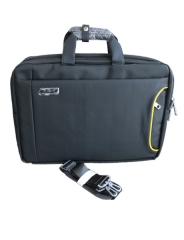 NUOXIYA 15.6' 3 Way  Laptop Carry Bag Black 15.6