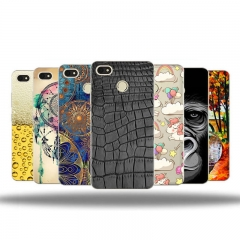 5XIAOHUO for TECNO Y2 WX3 L9 Plus Painted soft phone case Phantom8/Spark Plus/K9 1 tecno L9