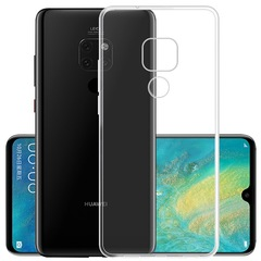 5XIAOHUO For huawei mate 20/mate 20 pro /mate 20X caseTransparent all-inclusive soft case transparent huawei mate 20