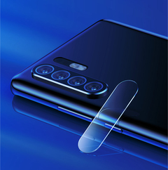 5XIAOHUO New for Huawei P30Lite Rear Camera Lens Soft Flexible Tempered Glass transparent huawei P30