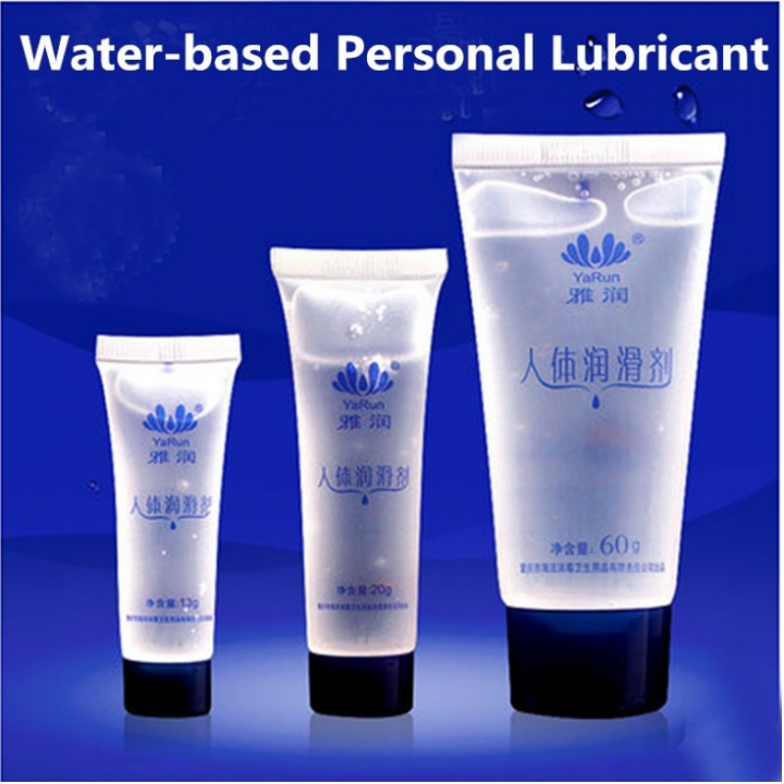Sex Water-soluble Based Lubes Sex Body Masturbating Lubricant Massage Lubricating  Oil Lube as show