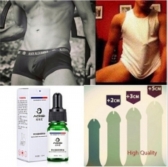 Powerful Stong Penis Enhancement Oil Sex Massage Cream Herbal Time Delay Growth Sex Time Delay Oil as show 1*bottles10ml