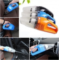 12V Vehicle Mounted Vacuum Cleaner for Super Suction Car Large Power Wet&Dry Dual Purpose Portable