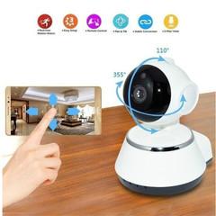 HD Camera WiFi Smart Home Security Wireless Surveillance Camera Security Camera white normal