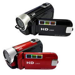 Professional Camera New Upgrade HD 1080P 16X Zoom Digital Camcorder Camaera DSLR Video Camcorder black normal