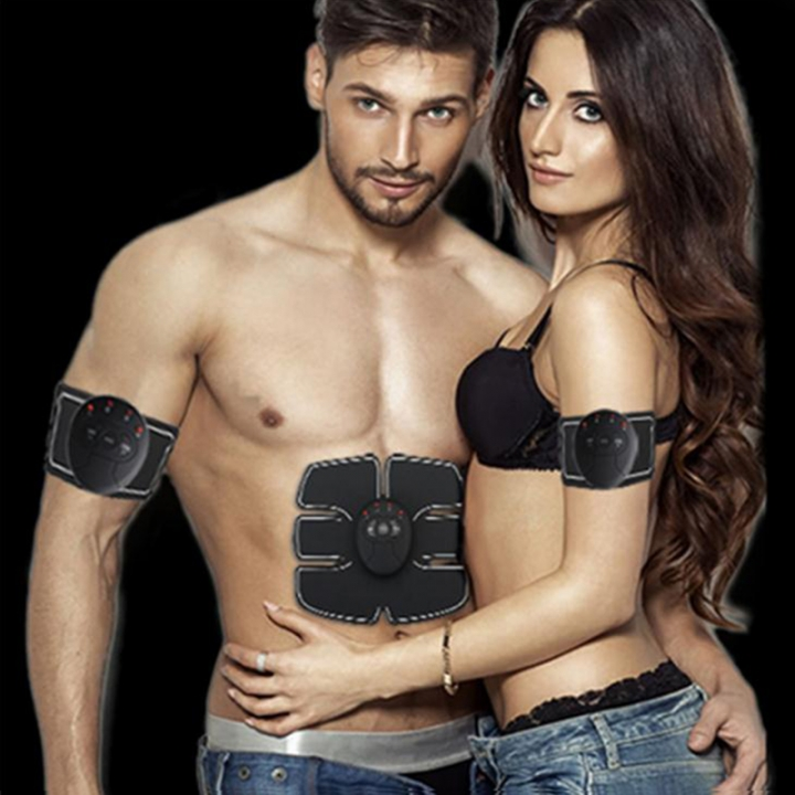 Male and female abdomen trainers, abdomen setting belts, gym exercises and home gym equipment image one size