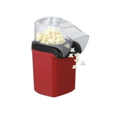 Global Food Popcorn Machine 1200W | Gourmet Popcorn Machine | Best Air Popcorn red