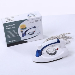 Steam iron mini collapsible small handheld steam travel iron Electric iron ,iron electri as the picture
