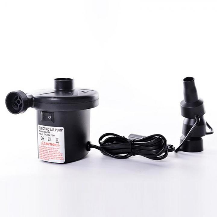 Electric air pump inflator