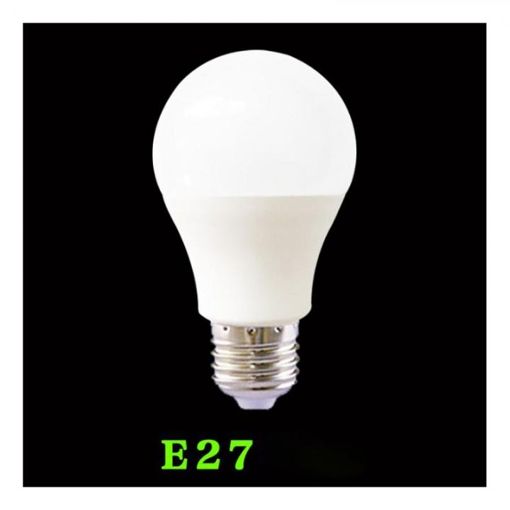 E27 screw bulbs 5W , daylight white, 5W LED , LED bulb, energy saving bulb as picture one sizeone size 9w