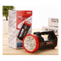 LED Flashlight - Charging outdoor camping field searchlight as picture Style