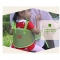 Children's Motorcycle Seat Belts, Adjustable Electric Vehicle Safe Strap Carrier For Child Safe Seat green as picture