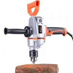 High Power2100W Professional 220V Corded Electric Drill Driver Variable Speed 0-6000 RPM as picture as picture
