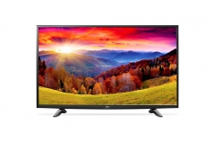 43 Inch FHD  LED LG TV With Inbuilt Satellite Receiver And Card Slot 43LJ510V black 43