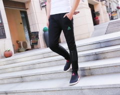 New brand men's pants sport and leisure black black xl