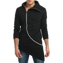 New fashion fashion men's fashion casual wear black m