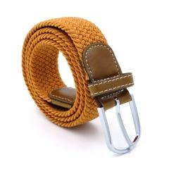 Taotao Fashion-Men's 2018 New Belts, Outdoor Leisure Woven CFanvas Trousers, Youth Trend Khaki 110cm