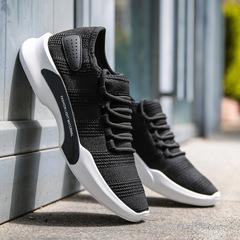 Men shoes Taotao fashion- 2018 Outdoor Leisure Running Shoes black 39