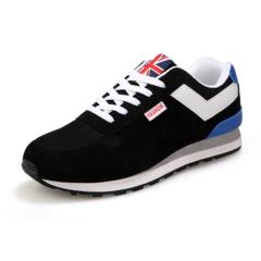Taotao fashion-Sports Sneakers Casual Shoes Youth fashion Men Shoes black 39