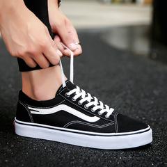 taotaofashion-Baitie Casual Canvas Shoes Breathable Moisture Shoes black 39