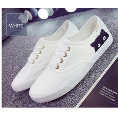 Taotao fashion-Women's Shoes White Shoes Women's Shoes Students Shoes White 35