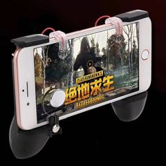 Mobile game handle assistant grip black one