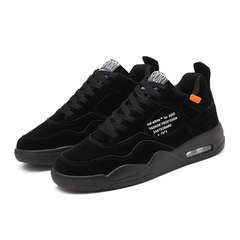 Men's Shoes Sports and Leisure Shoes Men's Air Cushion Shoes black 43