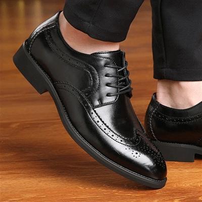 166b40e8e7e9 Superfibrin Skin Dress Shoes For Men Formal Leather Shoes - Casual ...