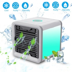 2018 New Arctic Air Home Cooler USB Mini Fan Office Portable Air Conditioner
