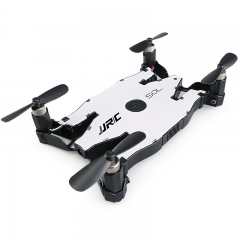 JJRC H49 Drone with WIFI FPV 4CH 6Axis Headless Mode RC Quadcopter Automatic Air Pressure High White 720P Camera