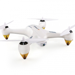 JJRC X3 Remote Control Drone Dual GPS HD Aerial Camera Four-axis Drone Original Authentic White 5.0MP Camera