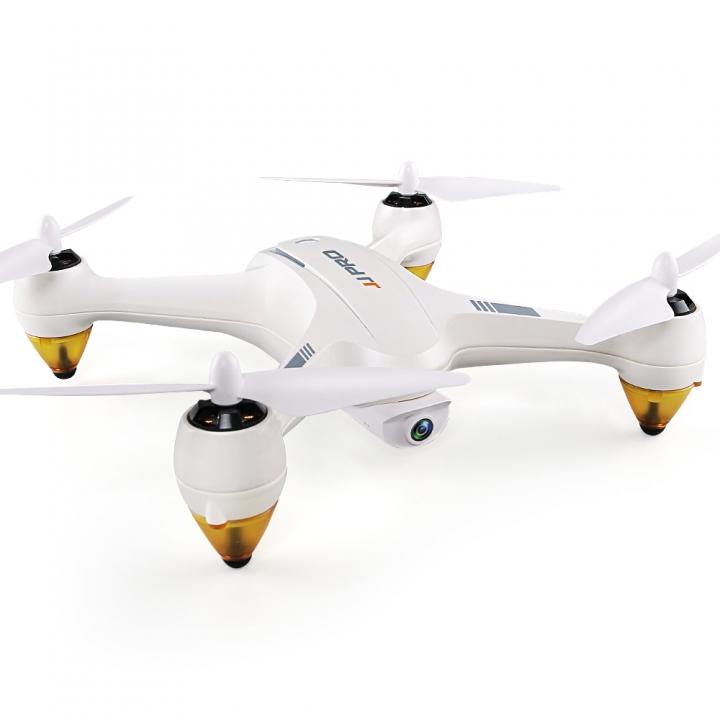 JJRC X3 Remote Control Drone Dual GPS HD Aerial Camera Four-axis Drone Original Authentic White 5.0MP Camera