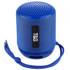 Bluetooth Sound Wireless Bass Call Outdoor Portable Card Fashion Gift Mini Sound Blue Bluetooth Sound