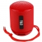 Bluetooth Sound Wireless Bass Call Outdoor Portable Card Fashion Gift Mini Sound Red Bluetooth Sound