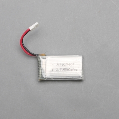 SYMA X5C X5SW 500mAh Battery Drone Battery Accessories 3.7V 500mAh Silver 3.7V / 500mAh