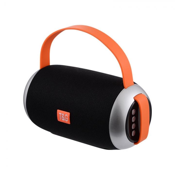 TG112 Wireless Bluetooth Speaker Creative Portable Audio Outdoor Portable Dual Diaphragm Speaker Black Bluetooth Sound